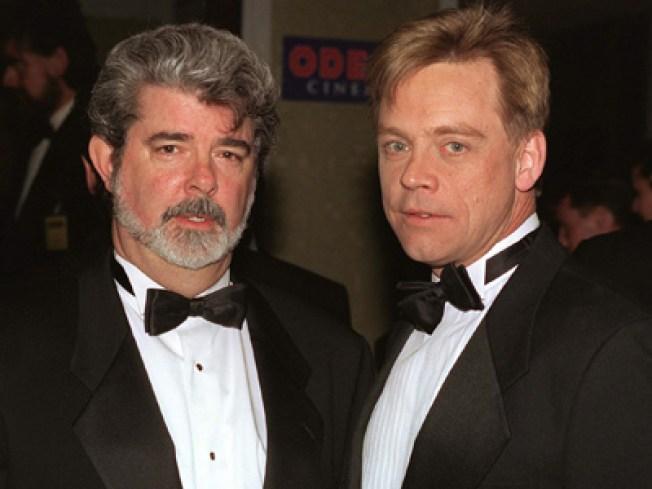 Lucas: Obama More Powerful Than Skywalker
