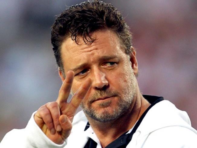Russell Crowe Latest Celebrity Death Rumor Target