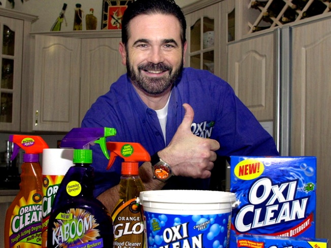 ACT NOW! You Could be the Next Billy Mays