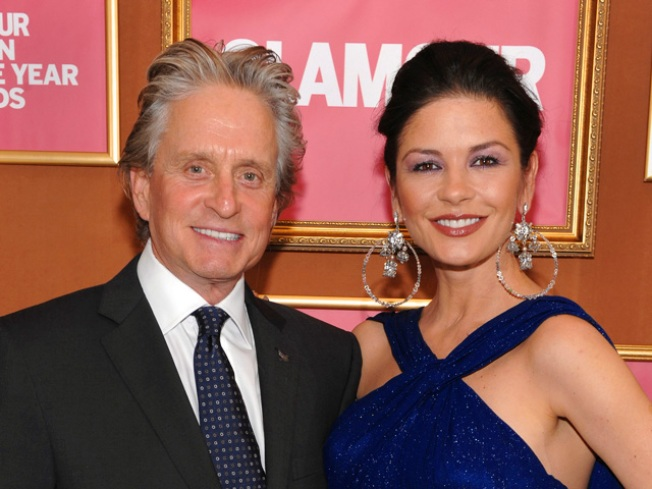 Michael Douglas Opens Up About Catherine Zeta-Jones