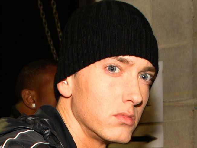 """Dissed"" Eminem: I Won't Be Nice at MTV Awards"