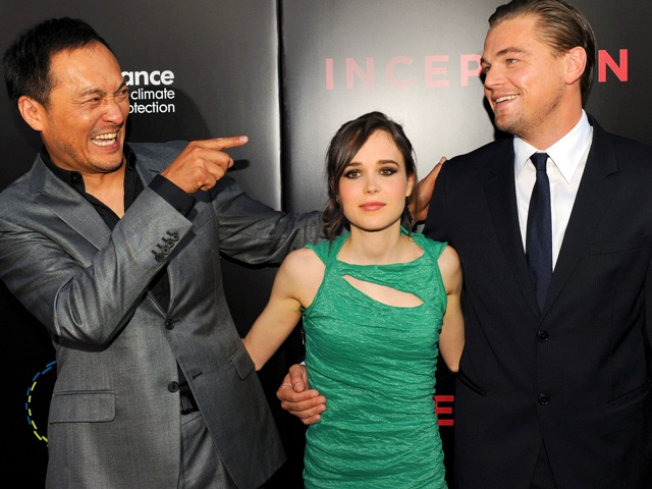 """Inception"" Tops Box Office for Week 3"
