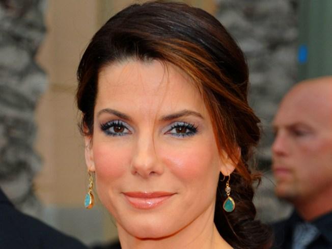 Sandra Bullock To Star in First Post-Divorce Film