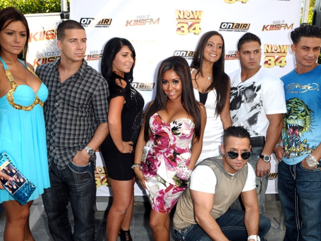 Whole Cast of Jersey Shore Hit With Assault Lawsuit