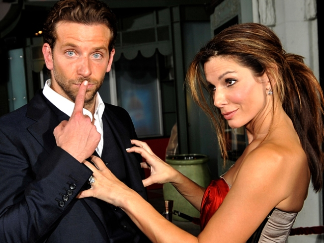 Bradley Cooper 'On This Crazy Food Thing For 'The A-Team''