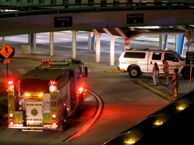 Suspicious Item Causes Evacuation at MIA