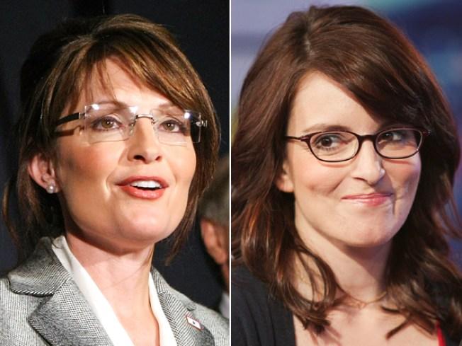 Sarah Palin Offered Daughter to Babysit for Tina Fey