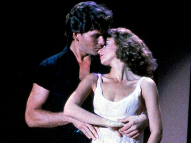 Swayze Gripes From Grave About Grey