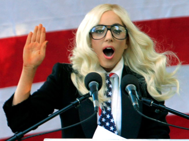 Lady Gaga, Oprah and Others Ranked as 2010's Charitable Celebs