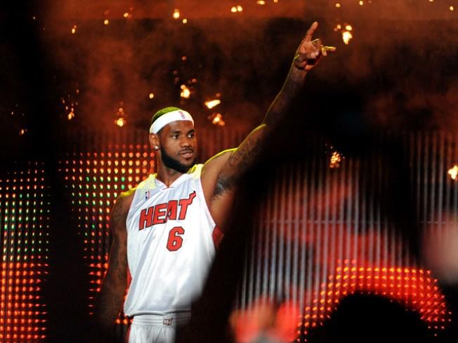ESPN Pulls LeBron James Party Story
