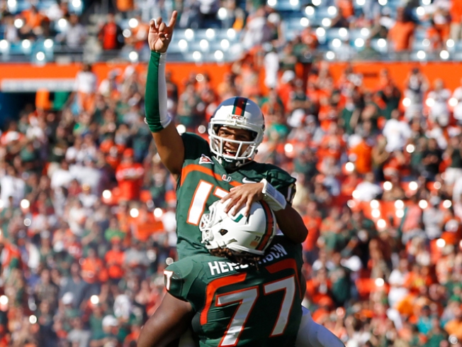 Six UM Players Reportedly Suspended for Season Opener