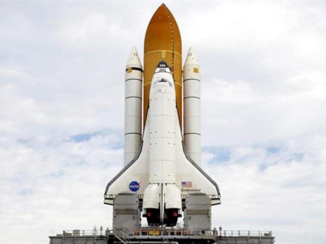 NASA Discovers Cocaine Near Space Shuttle