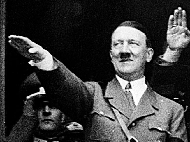 Evil of Adolf Hitler in Living Color