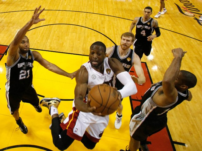 Heat-Spurs: Game 2 Preview