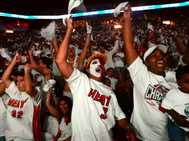 Hot Seats: Heat Season Tickets Sold Out