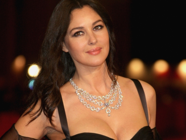 Monica Bellucci Signs on for Sex-Trafficking Oscar Bait