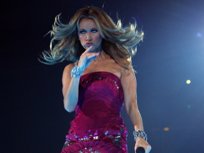 Celine Dion Heading Back to Las Vegas