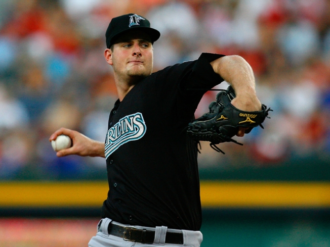 Volstad and Stapp To Open Marlins at Home