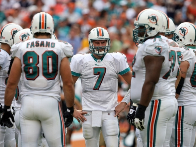 "Dolphins' Playoffs Hopes Rest in ""Teams We Hate"""