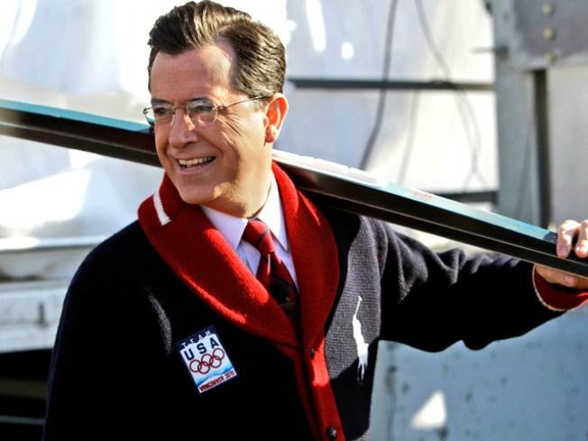 Colbert Lands in Canada