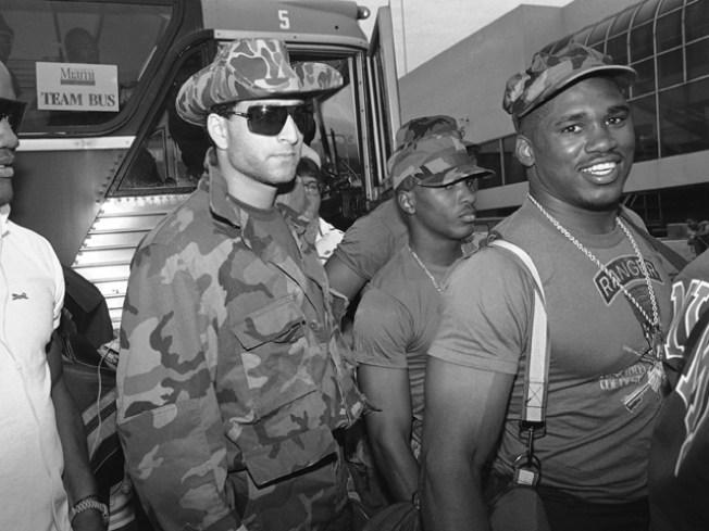 Miami military