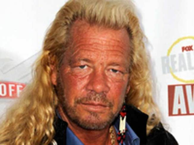 Dog the Bounty Hunter Toughs Out Blood Clot Scare