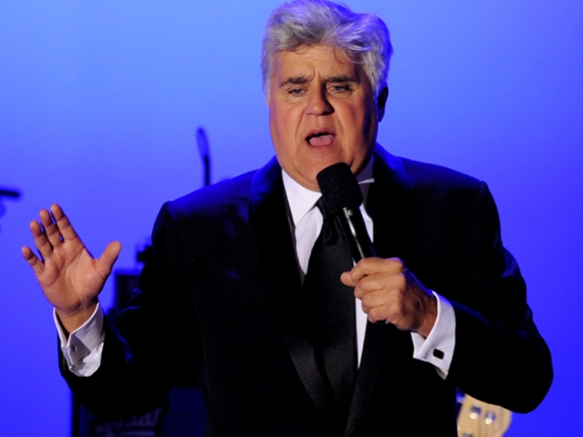 12/30: Jay Leno Comes to Town