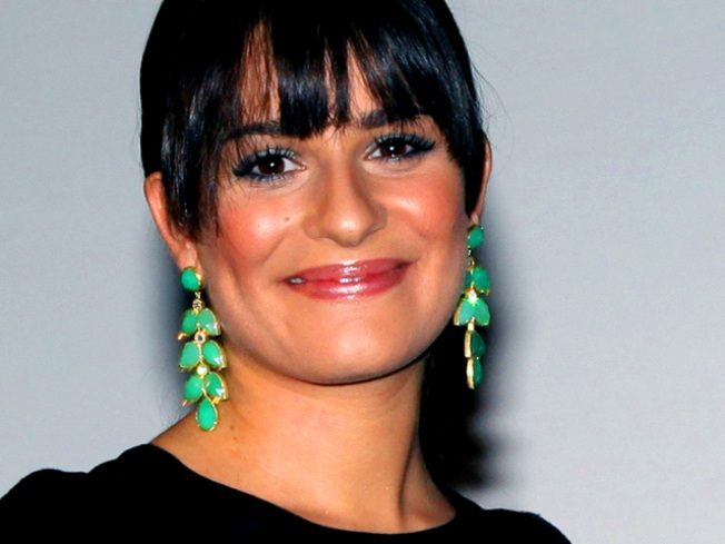 "Lea Michele Wants ""Glee"" to Get ""SexyBack"""