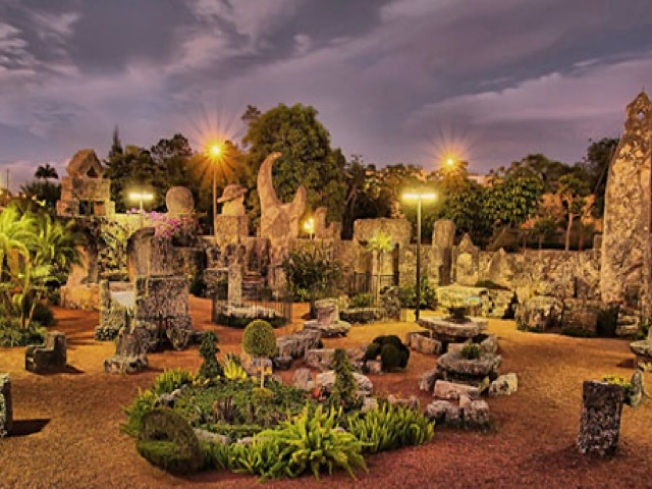 One Man's Home Is Our Coral Castle