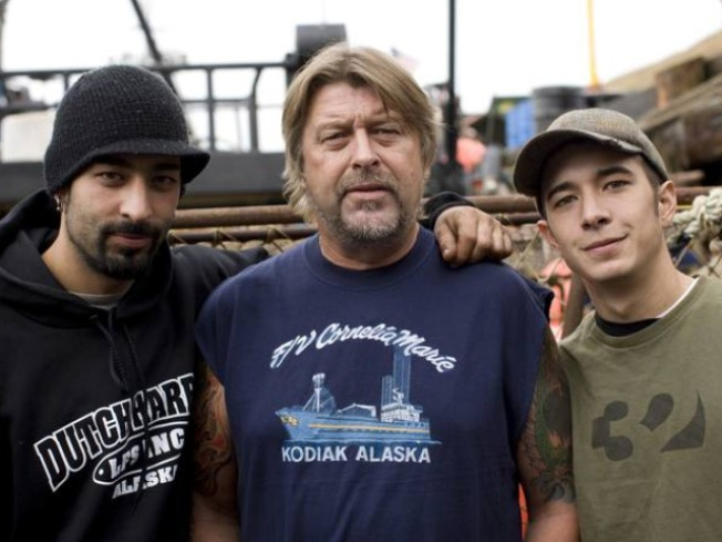 """Deadliest Catch's"" Jake Harris Jailed for Drunk Driving"