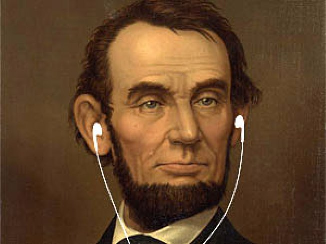 Prez Day Special: What's on Lincoln's iPod?