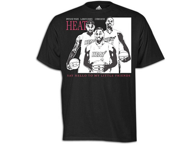 Say Hello to This Ridiculous Heat Shirt