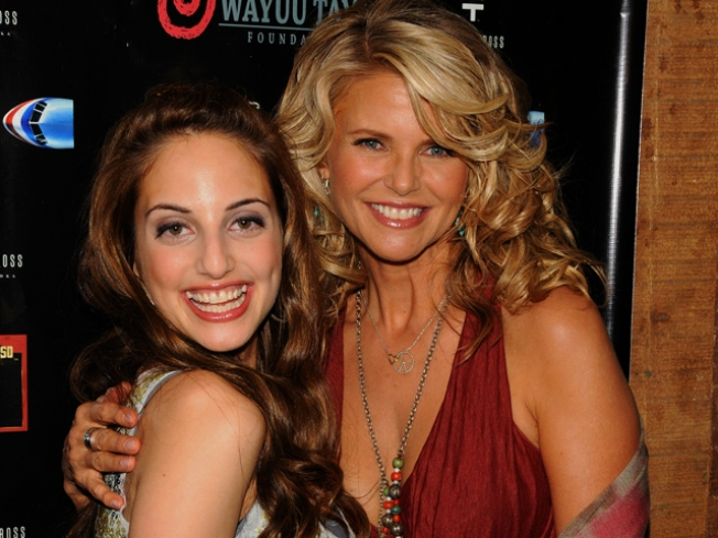 "Christie Brinkley: Daughter Needed ""Tough Love"" After Overdose"