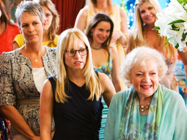 "Kristen Bell: Working with Sigourney, Jamie Lee and Betty Was ""Surreal"""