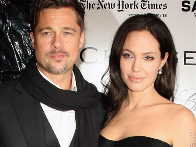Brad & Angelina Move to Long Island