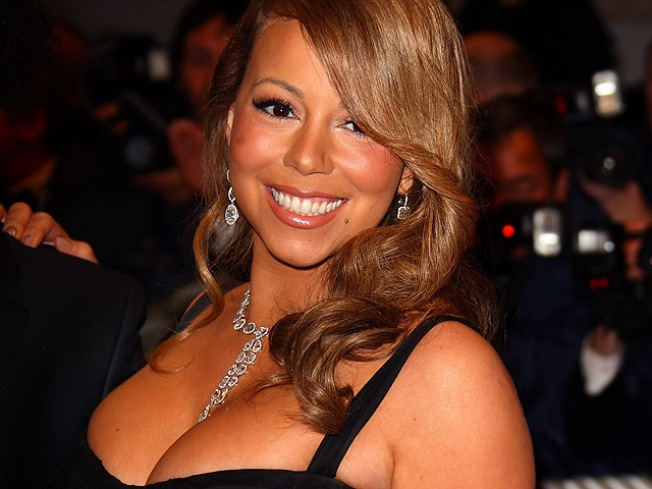 "Mariah Carey Still In the ""Idol"" Mix"