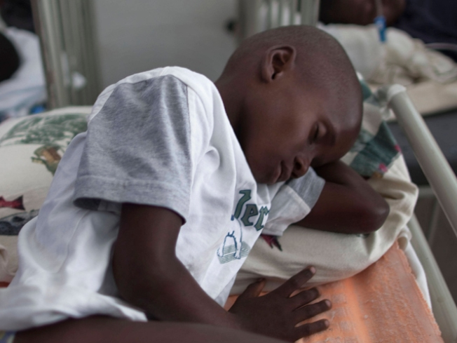 Cholera Death Toll Could Reach That of Earthquake
