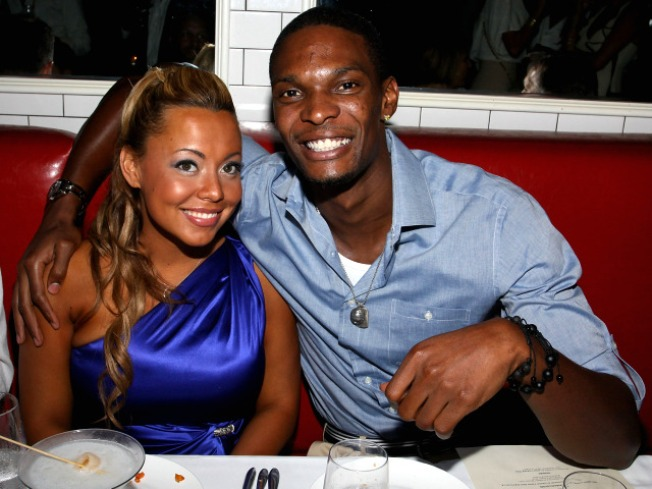Bosh To Take Another Big Leap: Marriage