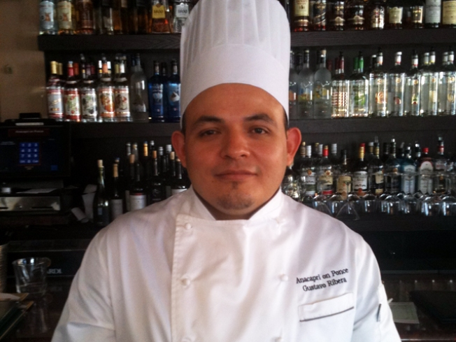 Kitchen Inquisition: Chef Gustavo Ribero