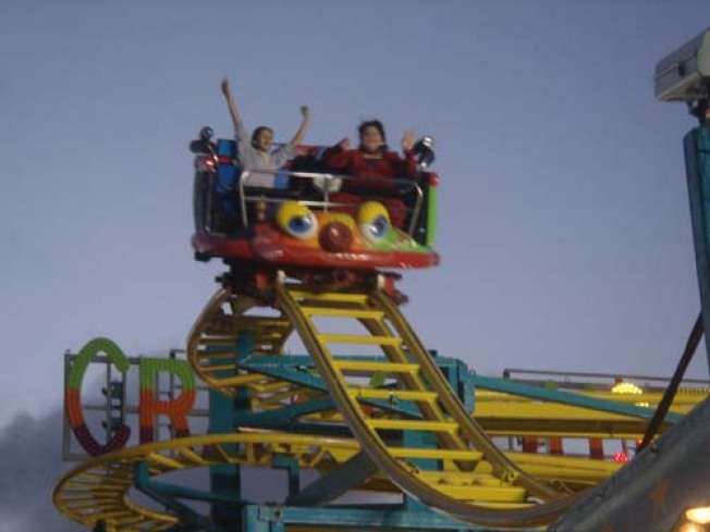 Riders Rescued After Rollercoaster Stalls