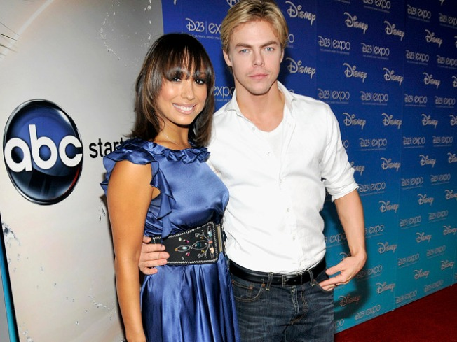 "Derek Hough to Take ""Dancing"" Break for Film Role"