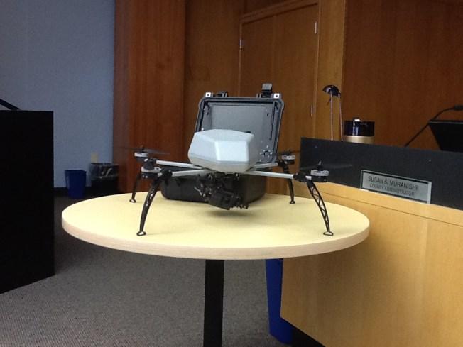 Florida Senate Panel Clears Measure Limiting Law Enforcement Use of Drones