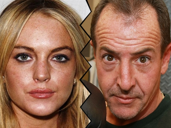 Michael Lohan on What Happened Inside Lindsay's Home & Whether he Called The Paparazzi