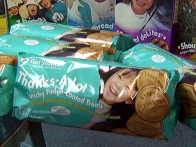 2 Girl Scouts Robbed By Drive By Cookie Monster