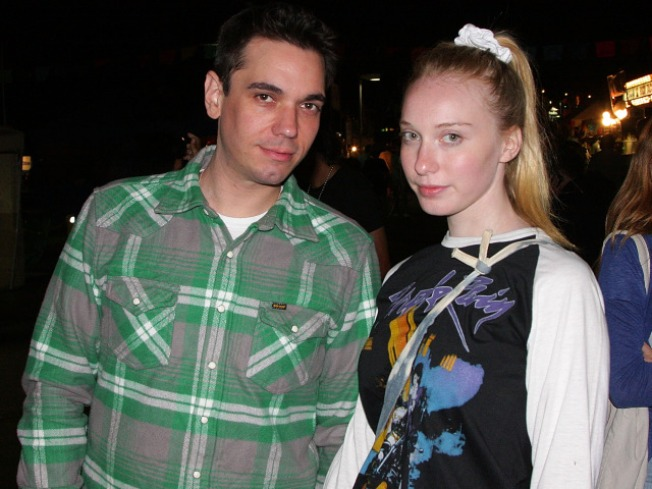 DJ AM's Girlfriend Denies Split Caused Death