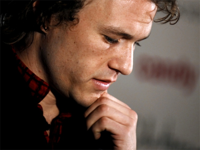 Watch the Trailer for Heath Ledger's Final Role