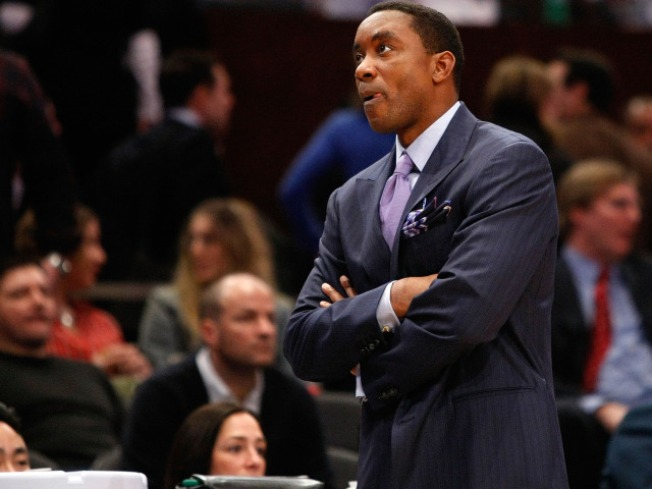 FIU Fires Basketball Coach Isiah Thomas