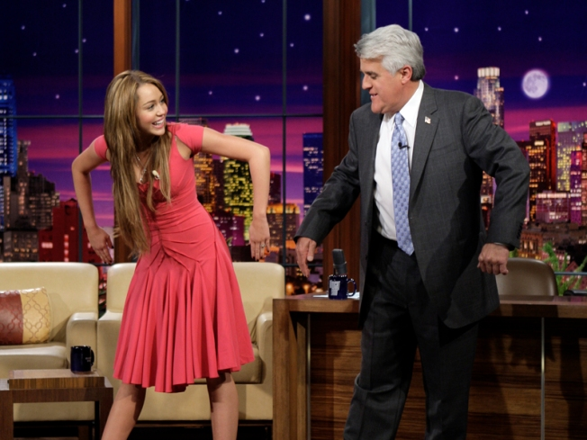 Miley Cyrus, Tom Cruise & Halle Berry Join 'Jay Leno Show' Lineup