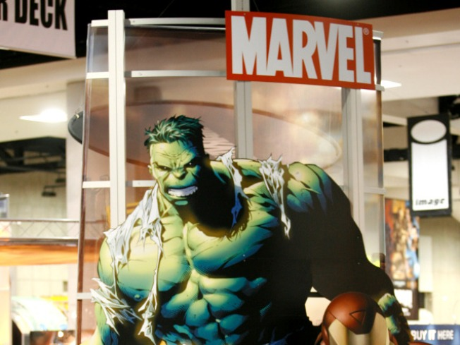 Disney Makes Marvel-ous, $4B Deal