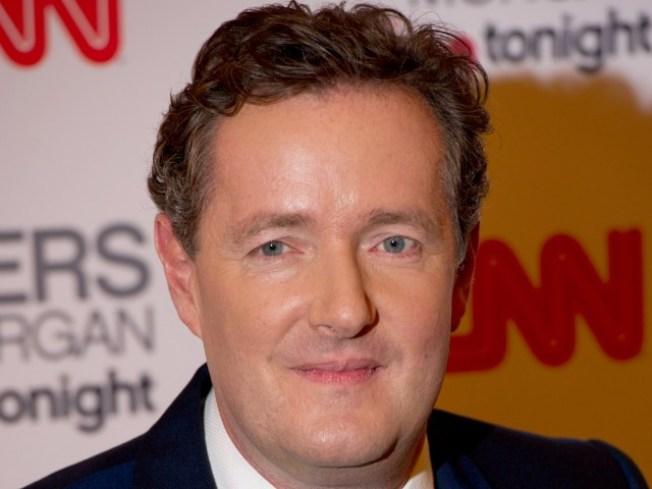 Piers Morgan: I Won't Let Britain Down